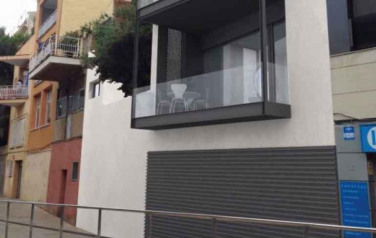 reforma vivienda cornella exterior