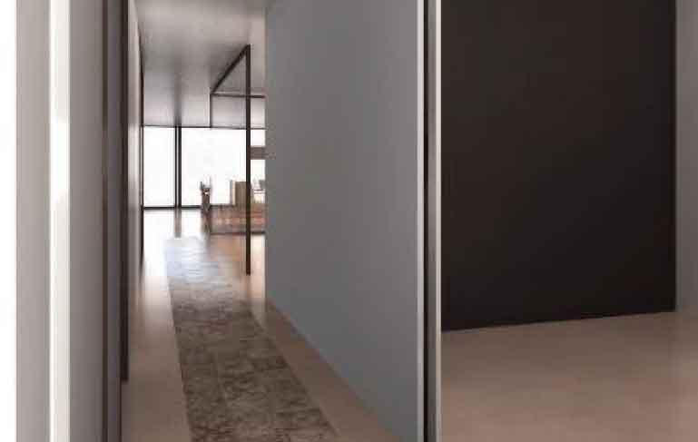 reforma vivienda cornella pasillo
